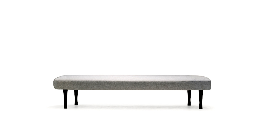 JOSEPHINE BENCH BY GORDON GUILLAUMIER, 2017